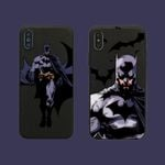 Handsome Bat Man iPhone Case