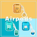 Cute Adventure Time Airpods Case