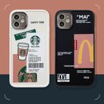 Icreative Menu iPhone Case