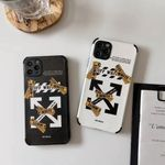 Fashion OW Anti-fall iPhone Case