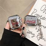 Fashion Coca Cola Airpods Case