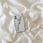 Metal Chain With Butterfly Clear Case