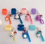 Colorful Pokemon Airpods Case