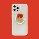 Bowknot with Mirror iPhone Case