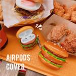 Big Burger Airpods Case