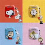 Cute Peanuts Airpods Case