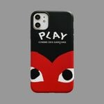Play CDG iPhone Case