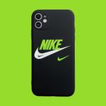 Double Colors Swoosh iPhone Case