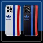 Trefoil Stripes iPhone Case