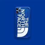 Blue TNF iPhone Case