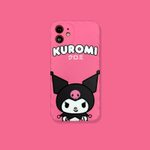 Cute Kuromi iPhone Case