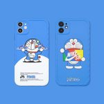 Doraemon Sneaker iPhone Case
