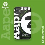 Black AAPE iPhone Case
