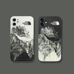 TNF Snow iPhone Case