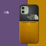 Matte TNF Half Clear iPhone Case
