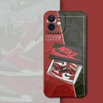 Sneaker Shoes Box iPhone Case