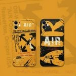Air Graffiti iPhone Case
