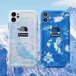 Sup X TNF Spindrift iPhone Case