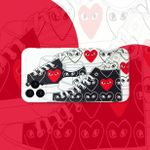 CDG High Top iPhone Case
