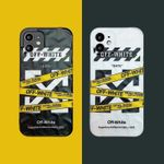 OW Tape iPhone Case