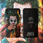 Scary Joker iPhone Case