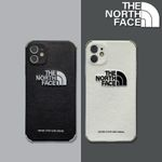 Embroidery TNF iPhone Case