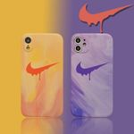 Melted Swoosh iPhone Case