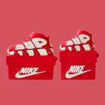 SUP Sneaker Shoes Box Airpods Case