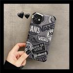 Black VANS iPhone Case