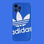 Blue Trefoil iPhone Case