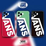Double Colors VANS iPhone Case