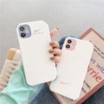Sheepskin Swoosh Small Hook iPhone Case