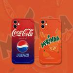 Summer Soda Drink iPhone Case