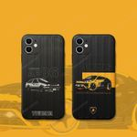Fashion AE86/URUS28 Pattern iPhone Case