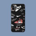 Sneaker Pattern iPhone Case