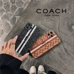 Colorful Luxury Coach iPhone Case