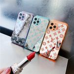 Colorful Luxury Mirror LV iPhone Case