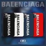 Balenciaga Letter Pattern iPhone Case