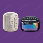 The Periodic Table of Elements Airpods Case