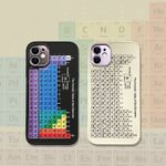 The Periodic Table of The Elements iPhone Case