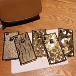 Bling square luxury fashion iPhone Case