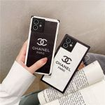 Luxury CC Right-angle iPhone Case