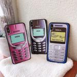 Retro Nokia iPhone Case