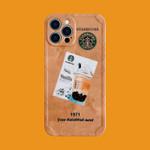 1971 Starbucks Label iPhone Case
