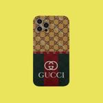 GG luxury brand Fashion iPhone Case