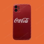 Cool cola pills pattern iPhone Case
