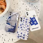 Fashion Letters ADER iPhone Case