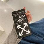 OW x Vans iPhone Case