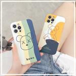 Fancy Gloomy Bear iPhone Case