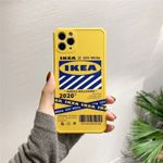 IKEA X OW Label iPhone Case